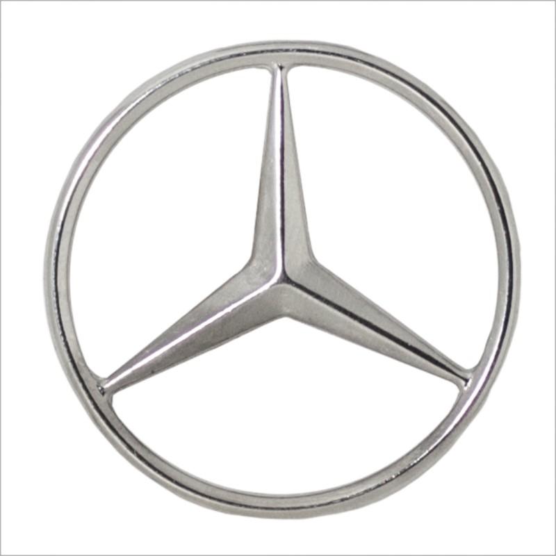 Imán con el logotipo de Mercedes-Benz