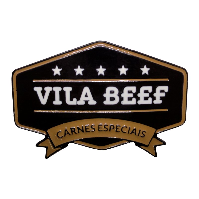 Magnet with Bottle Opener - Vila Beef