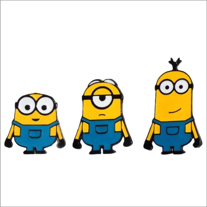 Kit Pins Minions