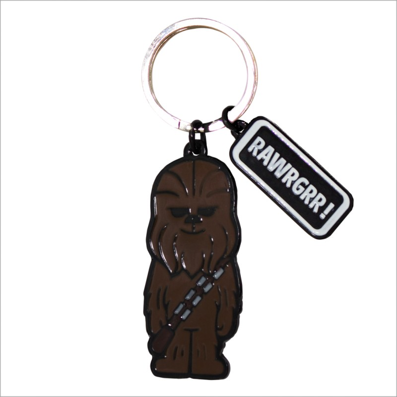Llavero Star Wars - Chewbacca