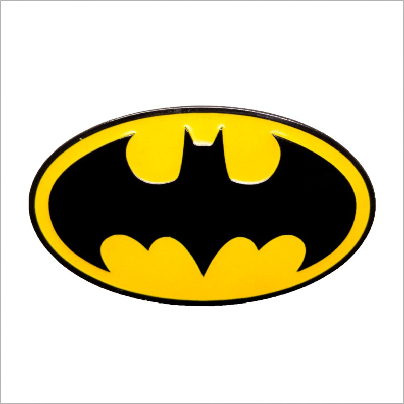 Magnet with Bottle Opener - Logo Batman