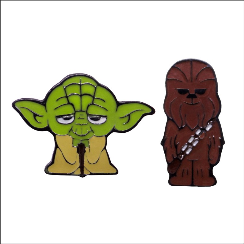 Kit Enamel Pins Star Wars