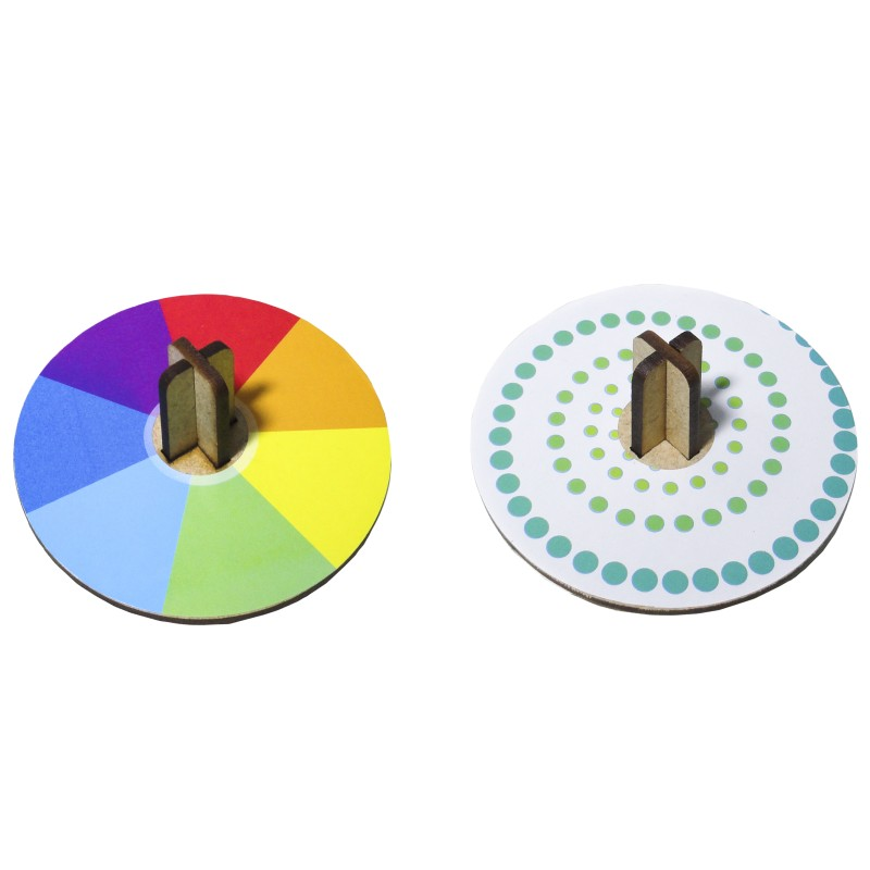 Newton s Disc - Spinning Top
