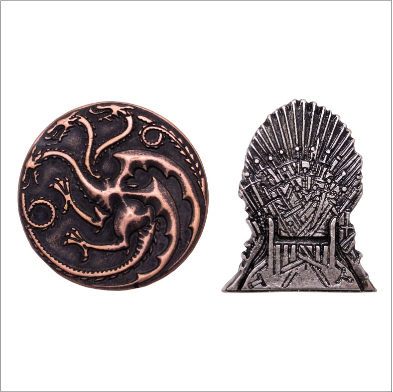 Game of Thrones Pin Kit - Targaryen House